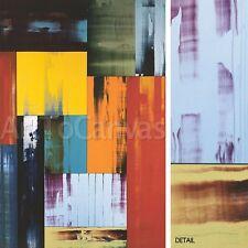 "40""x60"" VITALITY by DANNY MALTZMAN - COLORFUL MASSIVE HUGE LOFT SIZE CANVAS"