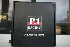 Buddy Club P-1 Racing Rear Camber Kit Honda Civic CRX Integra EG EK DC2 NOS JDM