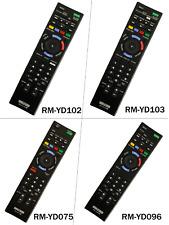 Universal Remote Control for Sony TV Bravia RM-YD075,RM-YD096,RM-YD102,RM-YD103