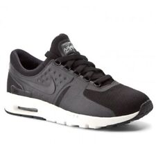 Nike Air Max Zero UK Size 5 EUR 38.5 Women's Trainers Shoes Black White