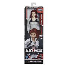 Marvel Avengers Black Widow Titan Hero Series Black Widow Action Figure