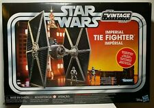 NEW Star Wars Vintage Collection Imperial Tie Fighter Walmart Exclusive w/Figure