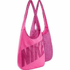 Nike Reversible Graphic Tote Shoulder Gym Fitness Beach Bag