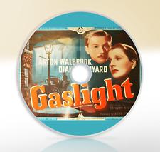 Gaslight (1940) DVD Thriller Movie / Film Starring Anton Walbrook Diana Wynyard