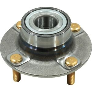REAR WHEEL BEARING HUB for HYUNDAI ELANTRA XD (NON-ABS) 2000-2006