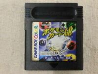 Nintendo Gameboy Color Pokemon Card GB Japan GB GBC F/S