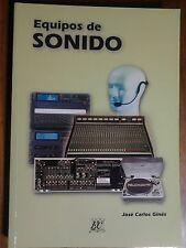 Equipos de sonido. LIBRO NUEVO. Editorial Ciencia 3.