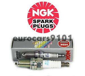 New! Fiat 500 NGK Spark Plug 91715 SP192435AA