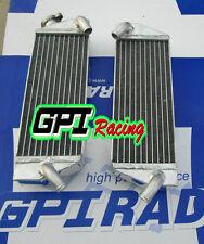 GPI Aluminum Radiator for KTM 250SXF 250SX-F 250 SXF SX-F 2005 2006 06 05