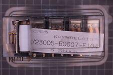 Relais Nr400 V23005-B0007-F104 2 Wechsler 110VAC