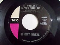 Johnny Rivers Memphis / It Wouldn't Happen To Me 45 1964 Imperial Vinyl Record