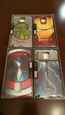 Samsung Galaxy Note 4 Limited Marvel Captain America Iron Man Hulk Thor cases