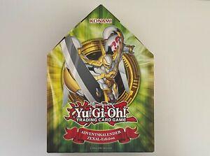 Yu-Gi-Oh! Adventskalender 2014 Zexal und Karten aus 2011 (Deutsch)