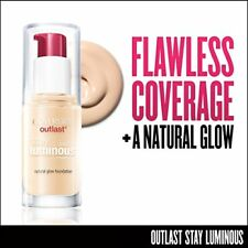 CoverGirl Outlast Stay Luminous Natural Glow Foundation ~ Choose Your Shade