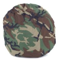 Army Surplus Woodland Camo Alice LC I Rucksack Field Pack Jeep Spare Tire Cover