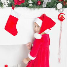 Calza rosso Natale