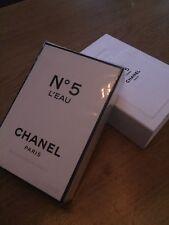 Chanel No5 L'Eau 50ml Eau De Toilette BRAND NEW SEALED - 100% GENUINE