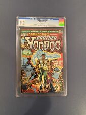 Strange Tales #169 (Sep 1973, Marvel) CGC 9.2 White Pages 1st Brother Voodoo