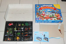 PLAYMOBIL 4166 CALENDARIO DELL'AVVENTO Natale nel bosco 2011 Advent Calendar