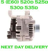 BMW 5 E60 520 525 530 535 BERLINA 2003 2004 2005 2006 > 2010 RMFD ALTERNATORE