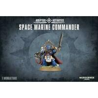 Space Marine Commander Warhammer 40K Adeptus Astartes Captain Lord Chapter