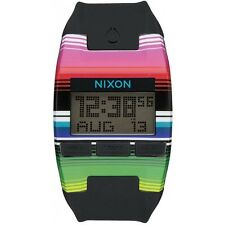 Nixon A4082229 Comp Baja Multicoloured Unisex Digital Watch