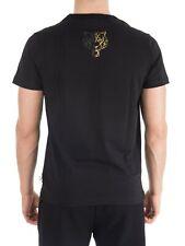Philipp Plein Sports Men's Logo T-Shirt MTK3175 round Neck Shirt Top 6624ft