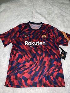 Nike FC Barcelona Barca Men's Soccer Football Jersey Shirt CD5812-658 - XXL