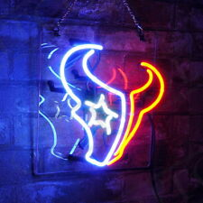 Bull Star Bontique Shop Room Corridor Pub Beer Bar Window Neon Sign Light Poster