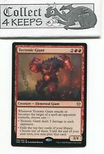 Tectonic Giant Promo Pack Non-Foil Theros Beyond Death Rare Near Mint