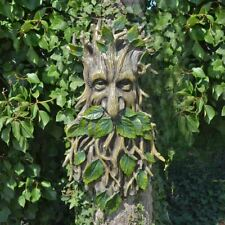Extra Large Tree Ent Face Wall Plaque Garden Ornament Green Man Gift 65 cm