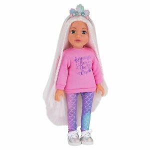 DesignaFriend Pearl Mermaid Doll Kids Play Doll NEW Collection Xmas 2021