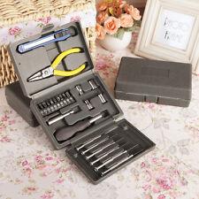 24pcs Hardware Repair Tools Household Combination Pliers Screwdriver Tool Kit