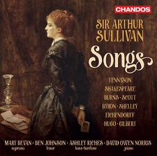 Sir Arthur Sullivan: Songs [New CD]