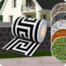 sichtschutz steinoptik g nstig kaufen ebay. Black Bedroom Furniture Sets. Home Design Ideas