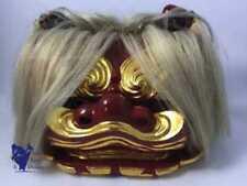 Arts et objets ethniques du XXe siècle et contemporains masques en bois, provenance Japon