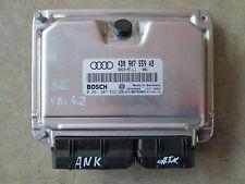 ANK Motorsteuergerät Steuergerät 4.2 V8 AUDI A6 S6 4B 4D0907559AB