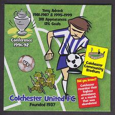 Brainbox - Football 2013 - # 32 Colchester