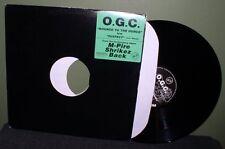 "O.G.C. OGC ""Bounce to the Ounce"" 12"" OOP Black Moon Buckshot Boot Camp Clik"