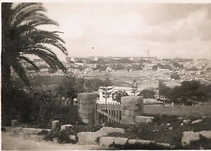 Imtarfa Military Hospital Malta . World War 2 photograph