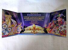 "ENDYMION 2014 ""EXTRAVAGANZA SOUVENIR INVITATION"" with ENVELOPE MINT CONDITION"