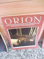 Orion, Zeitschrift für Natur und Technik, Heft 2 1951, Ausgabe A