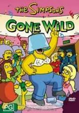 THE SIMPSONS GONE WILD DVD TV SERIES ANIME COMEDY FAMILY BRAND NEW