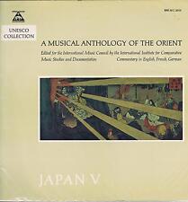 LP JAPAN V UNESCO COLLECTION JAPAN V MUSICAPHON