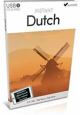 Instant Dutch, USB Course for Beginners (Instant USB) by EuroTalk Ltd. (Other digital, 2014)