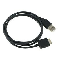 USB Data Charger Cable for Sony Walkman MP3 Player FP