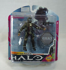 HALO 3 Series 6 ODST The Rookie Action Figure McFarlane Toys (Sealed)