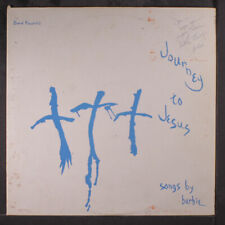 "BARBIE: journey to jesus Bond Records (4) 12"" LP 33 RPM"