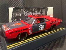 Pioneer Slot Car P022 Dodge Charger Red Devil Street Racer