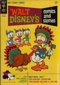 Walt Disney's Comics and Stories #303 VG+ 4.5 1965 Stock Image Low Grade